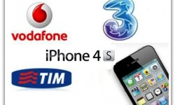 iPhone 4S offerte Tim, Vodafone Tre