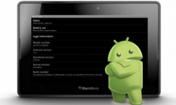 Android App su Blackberry