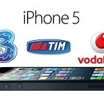 iPhone 5: le offerte di Tim, Vodafone e Tre
