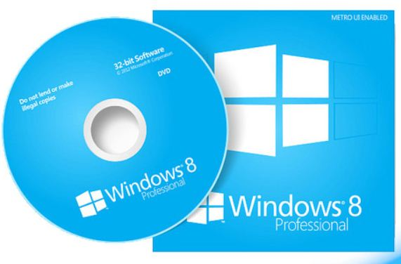 Windows 8 disco personalizzato