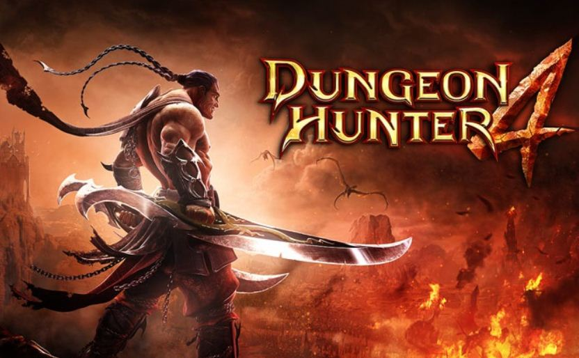 Dungeon Hunter 4 Android iOS