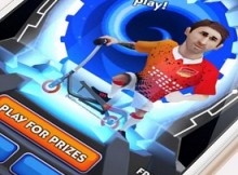Messi Space Scooter